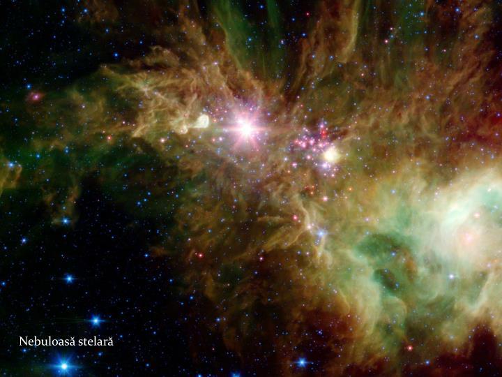 Nebuloasă stelară