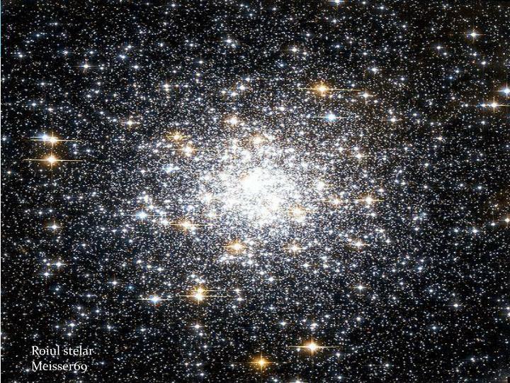Roiul stelar Meisser69
