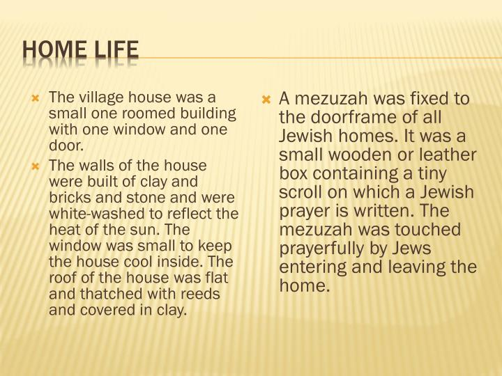 Ppt Life In Palestine At Time Of Jesus Powerpoint