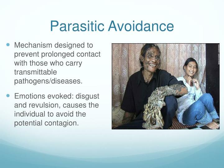 Parasitic Avoidance