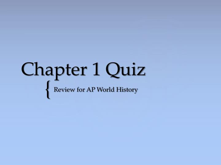 chapter 1 quiz n.