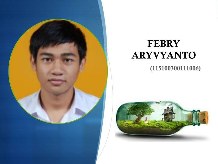 Febry aryvyanto