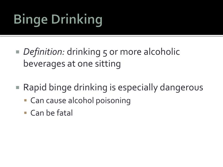 causes and effects of binge drinking essay Cause and effects of binge drinking among youths introduction nowadays, in our society you can see people drinking in everywhere such as in bars and under hdb block.