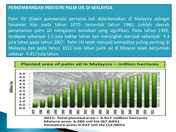 palm oil policy essay The drivers of the palm oil tankers might sell them to syndicates to earn the extra money thus, as a transportation company, phsb will need to compensate to the shortage of delivered cpo or poor quality of the cpo to their customers, and also, bearing the losses of the missing of the tankers.