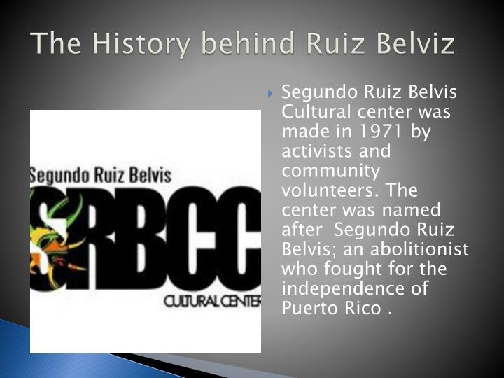 The History behind Ruiz