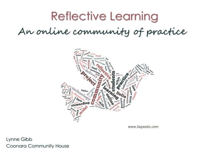 reflective learning n.