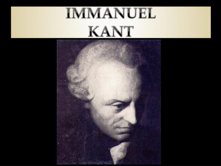 immanuel kant vs canadas liberalism essay That liberalism posits hold without spatial limit, for practical purposes across the entire globe, and without temporal limit, giving us duties to future generations.