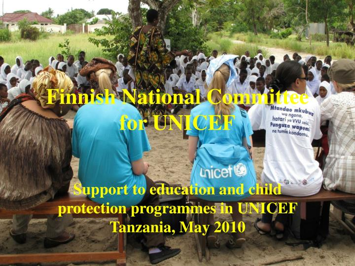 finnish national committee for unicef n.