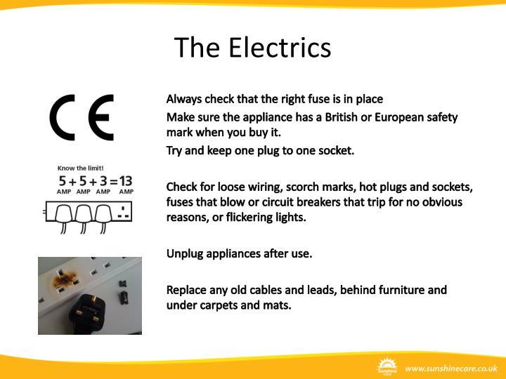 The Electrics