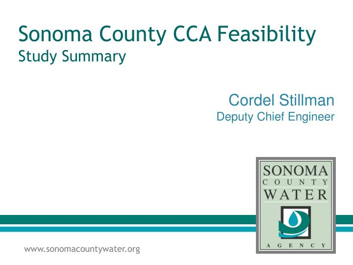 cordel stillman deputy chief engineer n.