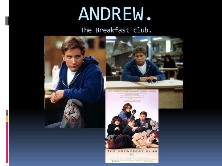 andrew the breakfast club n.