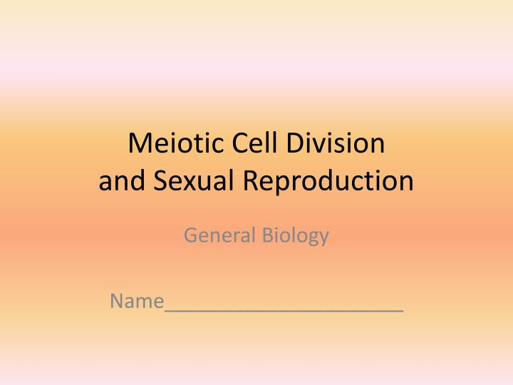 meiotic cell division Looking for online definition of meiotic division in the medical dictionary meiotic division explanation free what is meiotic division meaning of meiotic division.