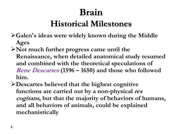 Brain historical milestones1