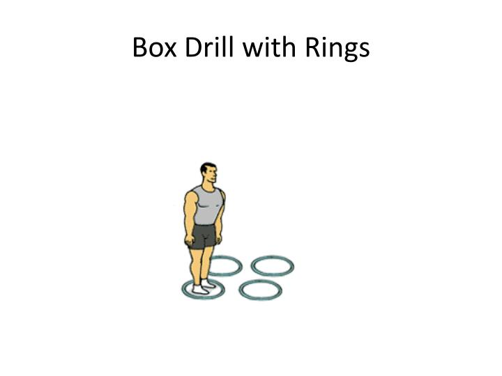 Box Drill with Rings
