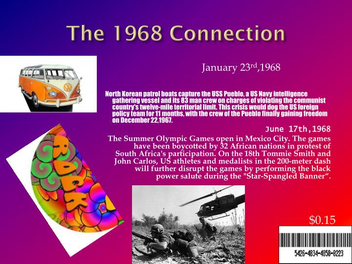 the 1968 connection n.