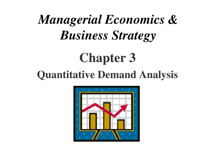 chapter 6 solutions economics for managers