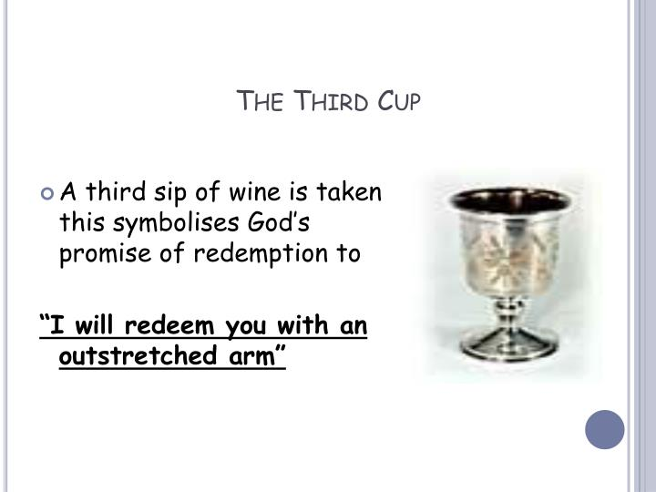 The Third Cup