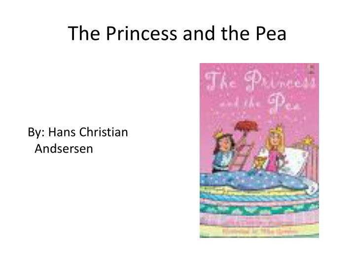 the princess and the pea n.