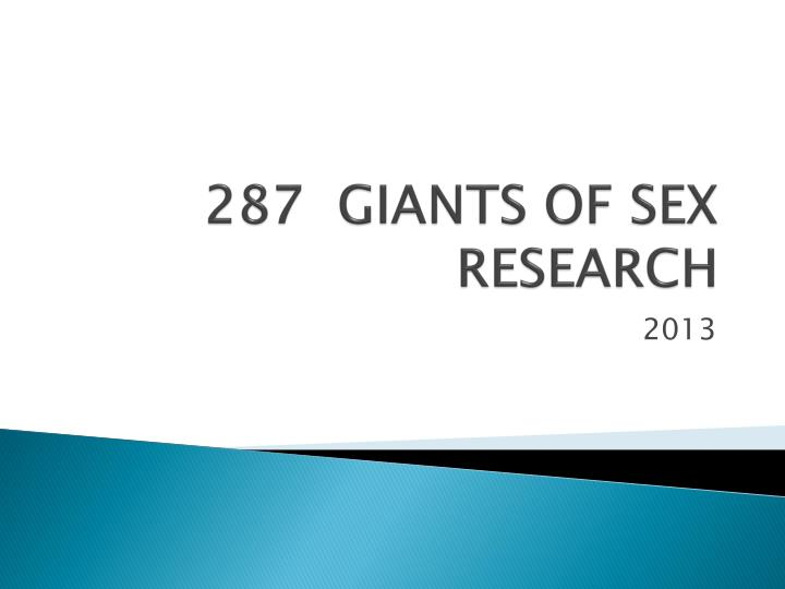 287 giants of sex research n.