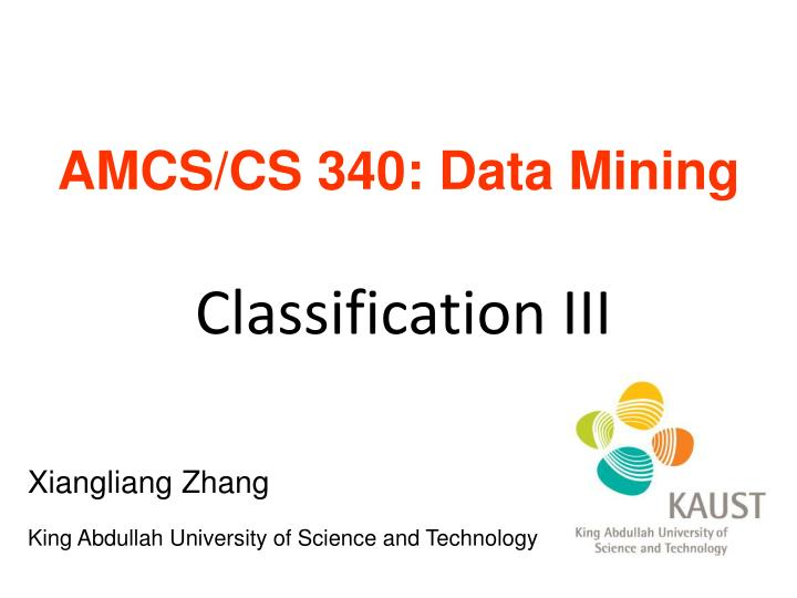 classification iii n.