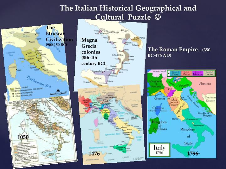 the italian historical geographical and cultural puzzle n.