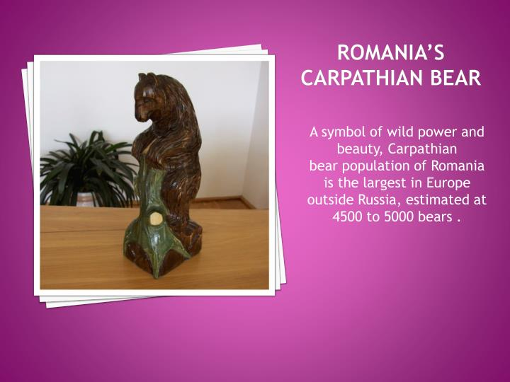 Romania's