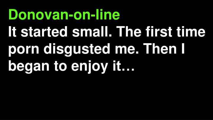 Donovan-on-line