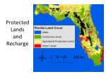 protected lands and recharge