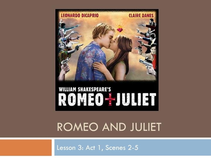 romeo and juliet 43 essay