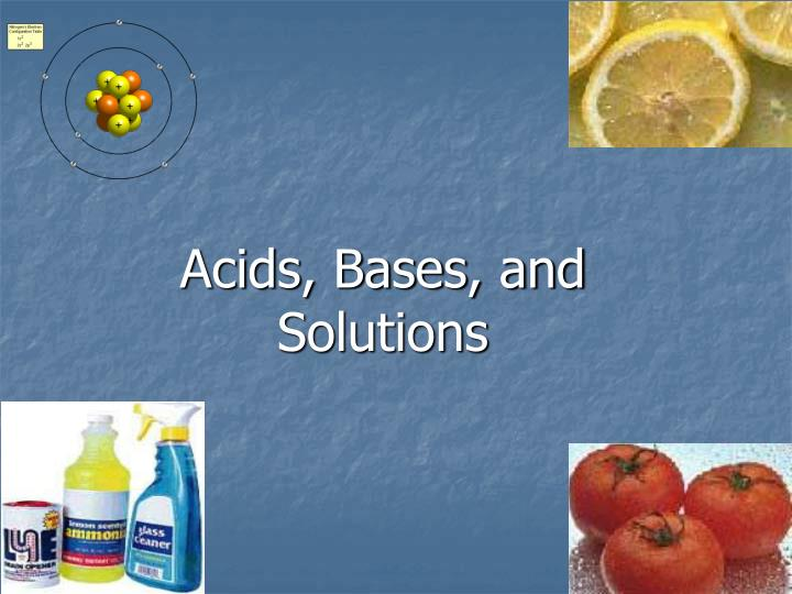 acids bases and solutions n.