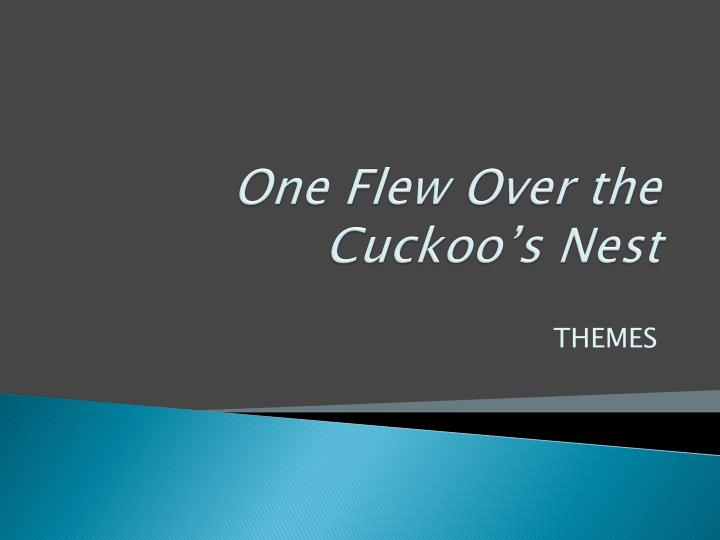 one flew over the cuckoos nest 6 essay Test and improve your knowledge of one flew over the cuckoo's nest study guide with fun multiple choice exams you can take online with studycom.