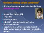 sudden sniffing death syndrome