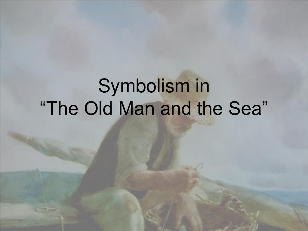 imagery in the old man and the sea