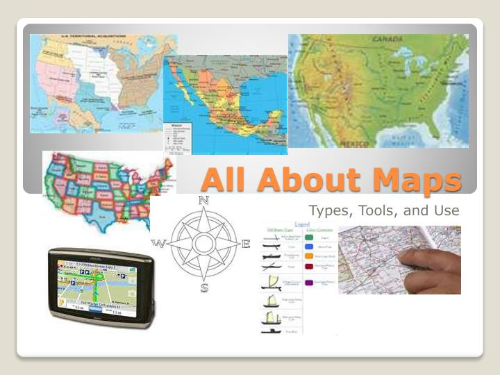all about maps n.