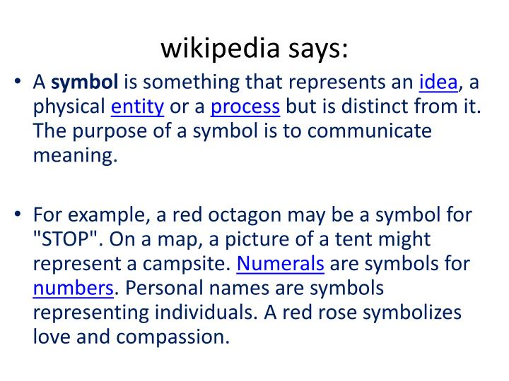Ppt Symbols Powerpoint Presentation Id2038201