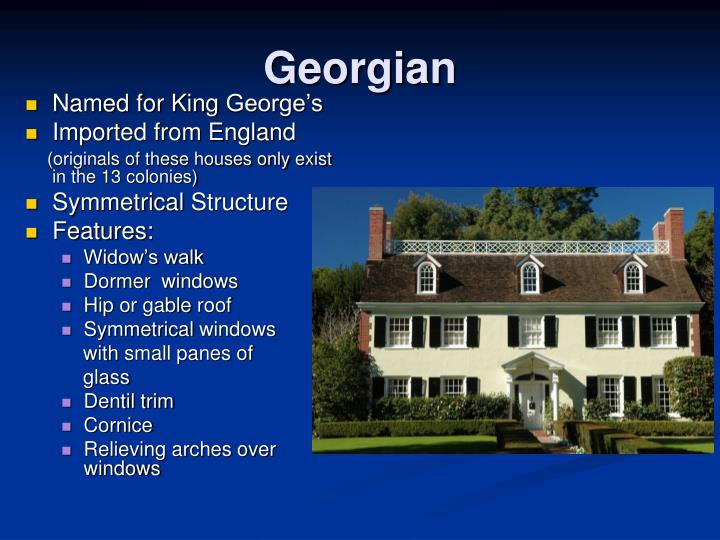 Ppt American Architecture Powerpoint Presentation Id 2038491
