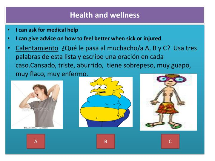 health and wellness n.