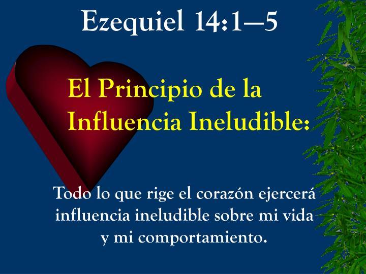 Ezequiel 14:1—5
