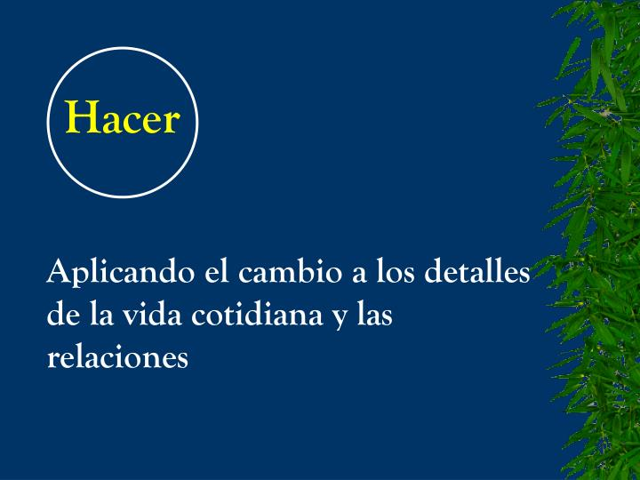 Hacer