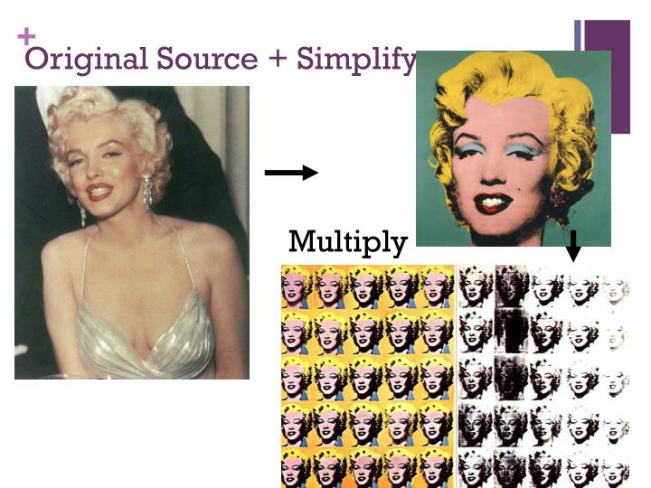 Original Source + Simplify