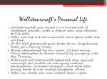 wollstonecraft s personal life