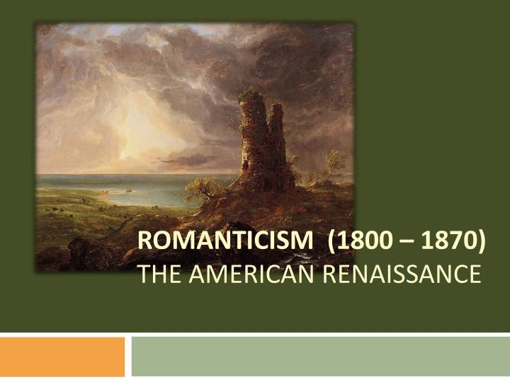 explain the features of romanticism in Characteristics of romanticism interest in the common man and childhood romantics believed in the natural goodness of humans which is hindered by the urban life of civilization they believed that the savage is noble, childhood is good and the emotions inspired by both beliefs causes the heart to soar.