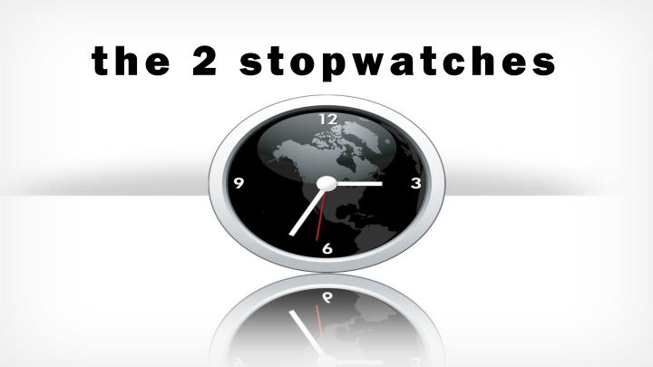 the 2 s topwatches n.
