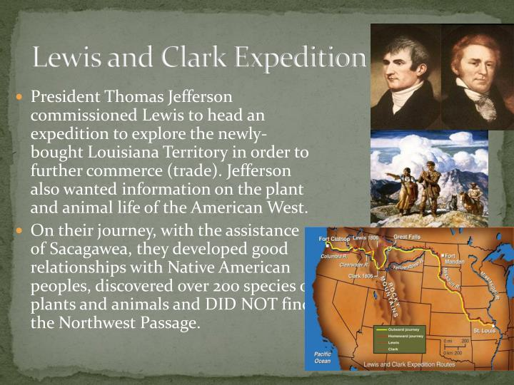 account of the expedition of lewis and clark By scott brown, editor, fine books & collections magazine save 43% on a subscription to fine books & collections[two hundred years ago, on december 2, 1806, in his state of the union address, thomas jefferson formally announced the return of the lewis and clark expedition.