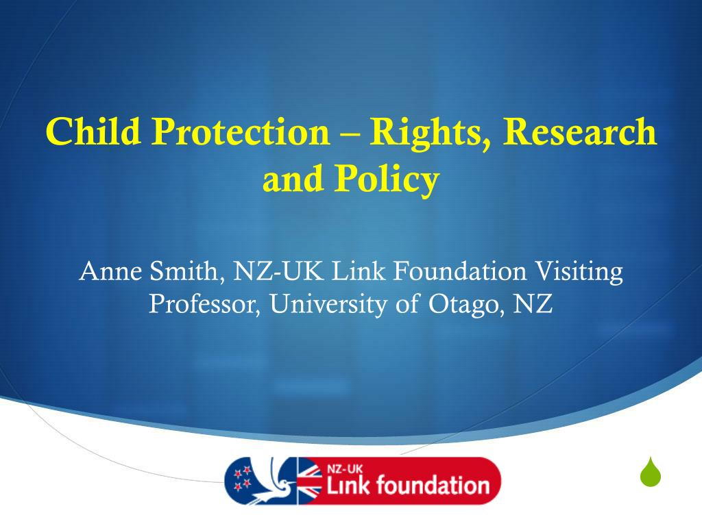 child protection research