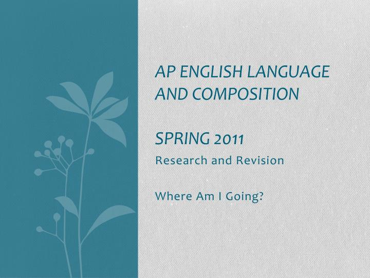 the language of composition The language of composition is the first textbook built from the ground up to help students succeed in the ap english language course.