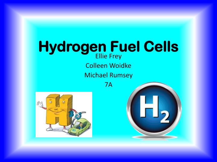 PPT - Hydrogen Fuel Cells PowerPoint Presentation - ID:2042005