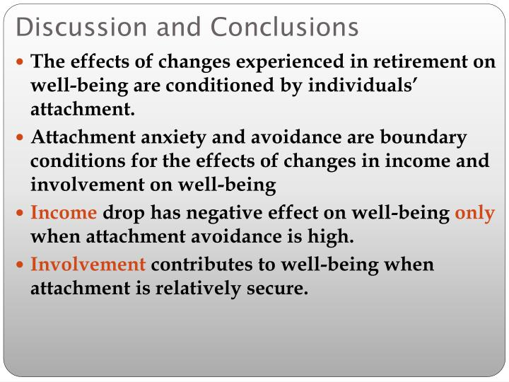 adjustment to retirement essay Different theories of retirement and ageing disclaimer: this essay has been more emphasis was placed of financial planning and psychosocial adjustment to.