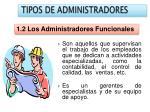 tipos de administradores1