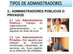 tipos de administradores2